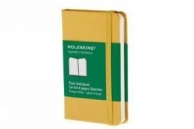 Moleskine notebook xs pla orange yl hard
