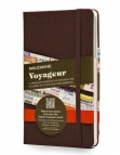 Moleskine voyageur traveller's notebook brown